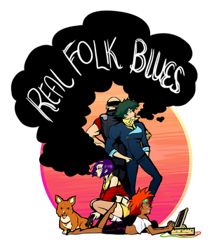 Real Folk Blues by ScrapCity