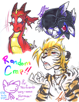 Random Crap warm-ups by carnival