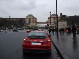 My type S in paris 4 by Tay-GSi