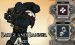 Snipe and Wib Chapter Badge and Banner for DoW by wibblethefish