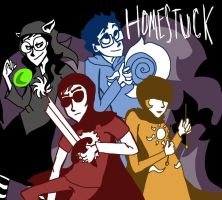 i accidentally a homestuck by capslockQUEEN