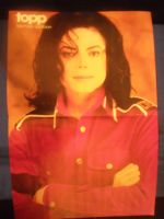 Michael Poster02 by camilah