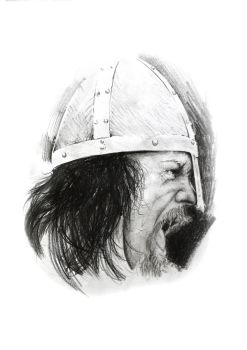 Viking Drawing1 by mortiis5