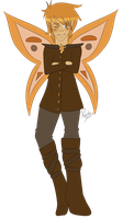 COM: Marfaye -- Lucas Design by EtherealApricity
