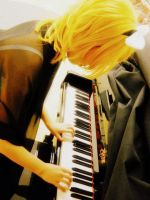 Song of the world - Kagamine Rin by TokalaAngel