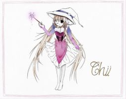 Chii's Witch Outfit by KAkkoiITO