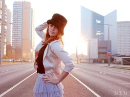 As the Morning Sun. by gietine