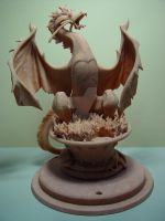 Dragon 001 by sculptor101