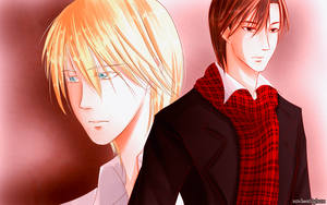 Ren and Kuon by xox1melly1xox
