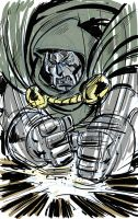 Dr.Doom by hyperjack08