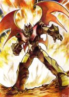 MAZINKAISER by Jeetdoh
