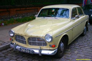 VOLVO OLDTIMER by magicandbrother