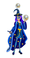 Wizard Student Dress Up 6 by TricksterGames