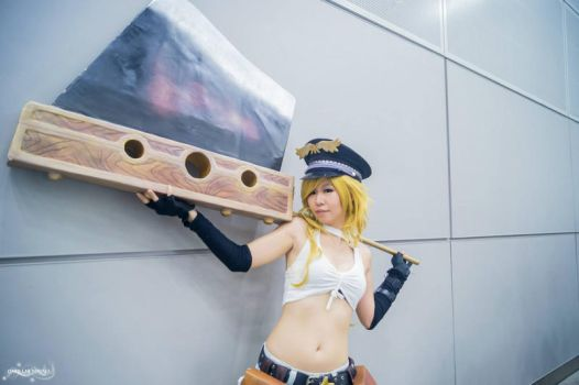 Ragnarok Online [WhiteSmith] by JesterMaiden