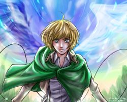 The Blond Strategist by PlatinaSi