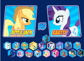 my prediction of the characters by amyrosefan17