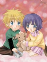 NaruHina---You are my baby by akome1206