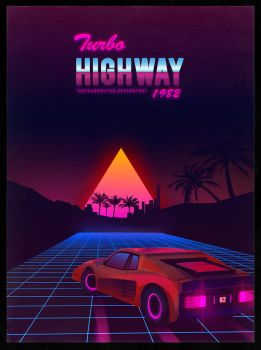 Turbo Highway 82 by TheFearMaster