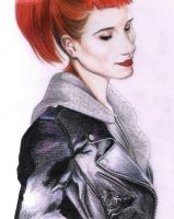 Hayley Williams by CallieLynne