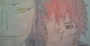 Sasori - My Favorite Puppet by Britney151
