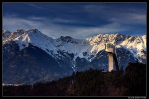 Mountain Architecture by stetre76