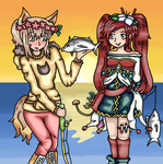 SUNSET TUNA~ (Contest Entry) by janzram
