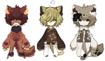 anthro collab adopts (OPEN/LOWERED PRICE) by Yuuiichi