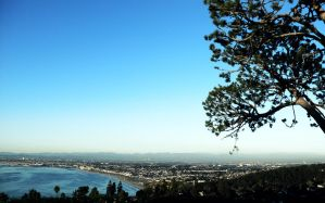 Above the Bay 2 by spudink