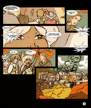 Round 2 Prologue: Page 3 by Gauntlet-OCT