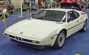 BMW M1 by DarkWizard83