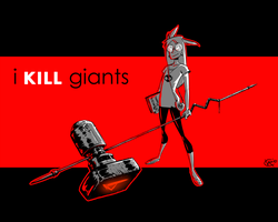 i kill giants by vickyjane