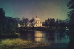 Grand Menshikov Palace by caie143