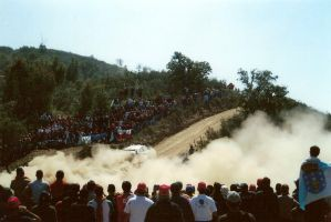 2009, Rally Portugal, Malhao by F1PAM