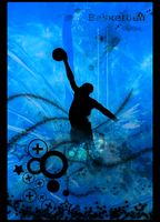 Basketball Art by ProLee93