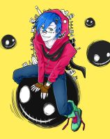 patched up crazy matryoshka by nipuni