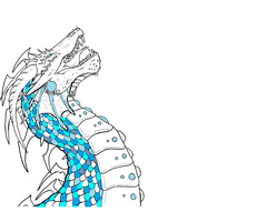 Malygos the Mad (sketch) by X-Shatteredstar-X