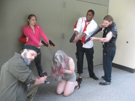 Left 4 Dead by AngstyGuy