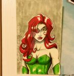 Poison Ivy by BlackRoseDestiny