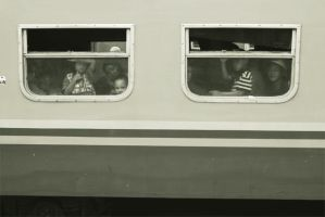 Face of Train by vemano88