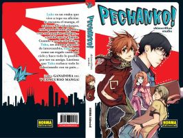 PECHANKO: cover and backcover by Skizocrilian