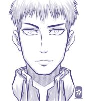 Jean Kirschtein [Shingeki no Kyojin] by Antifashion19