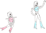 Traits of Mettaton by TheBlackAngel07