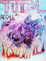 Total Recall:Advanced Hunter Police Unit by CharlesCombs8526