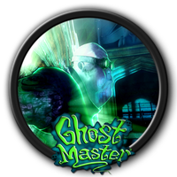 Ghost Master Icon by kodiak-caine