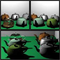 teapot all by linazah