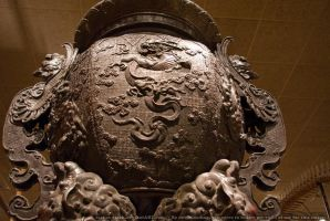 Museum : Chinese Urn 01 by taeliac-stock