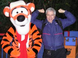Tigger please do not hit me by chribob