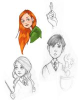 Hp-doodles...again by Ninidu