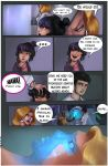 TFP : The Energy (FanComic) Chapter 7 - PG 1 by Potentissimum