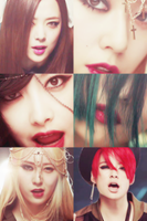 Red Light MV - Picspam #1 by KangJunMiNa